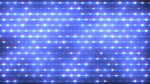 LED Disco Wall FFa1 Stock Video Footage