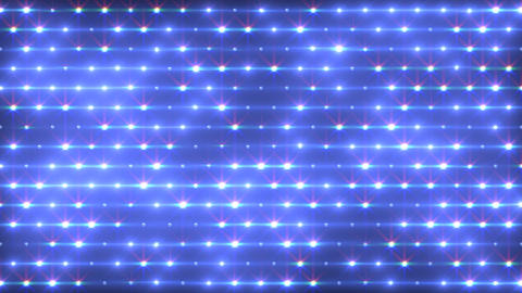 LED Disco Wall FFa1 Animation