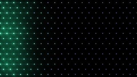 LED Disco Wall FFb 5 Animation