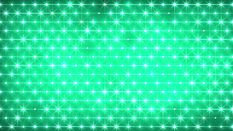 LED Disco Wall FFc 5 Stock Video Footage