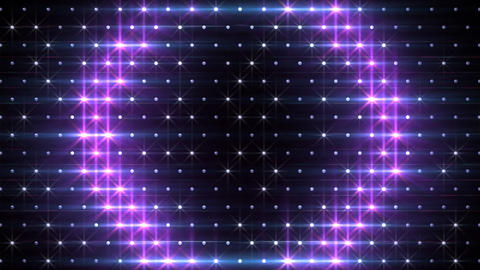 LED Disco Wall FFd 6 Animation