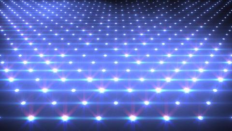 LED Disco Wall FMb1 Animation
