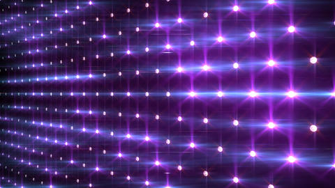 LED Disco Wall FNa6 Animation