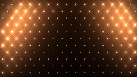 LED Disco Wall FPa4 Animation