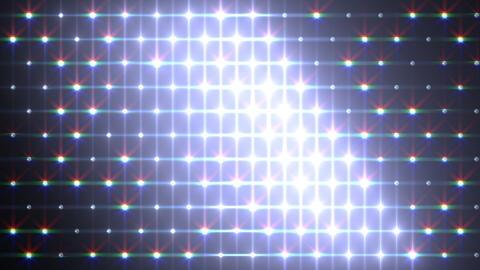 LED Disco Wall FPb2 Animation