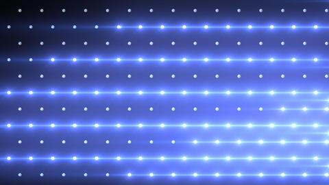 LED Disco Wall FPc1 Animation