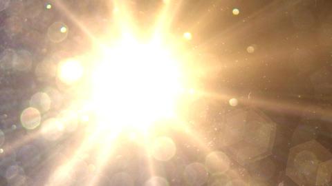 Flare Light Leak Transition 7 Animation