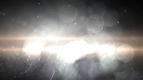 Flare Light Leak Transition 9 Animation