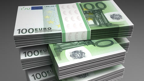 Stack of Euro Animation