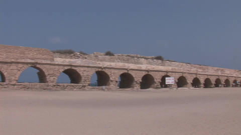 Caesarea 1 Stock Video Footage