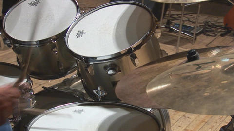 Drums Stock Video Footage