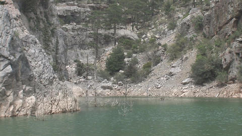 Green Canyon Stock Video Footage