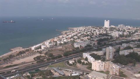 haifa pan Stock Video Footage