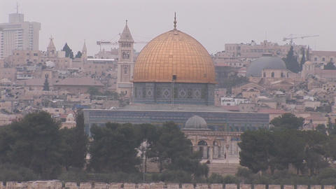 Jerusalem 2 Stock Video Footage