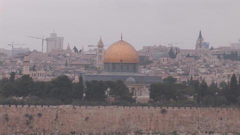 Jerusalem 2 Footage