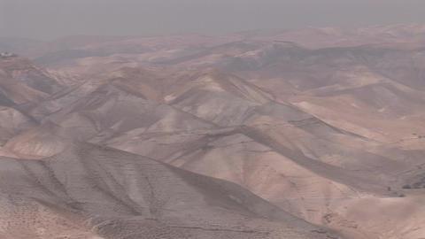 Judean Desert 2 Stock Video Footage