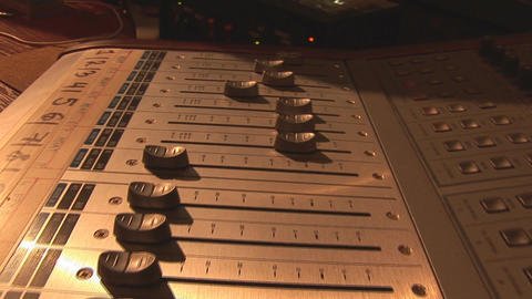 mixer 1 Stock Video Footage