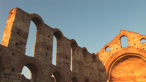 Nessebar Churches And Ruines 1
