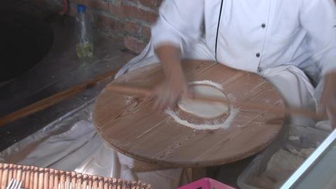 pancakes 1 Stock Video Footage