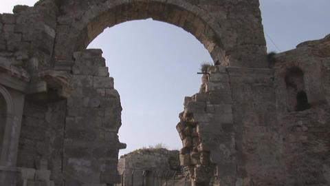 side arch Footage