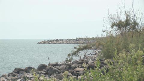Sea of Galilee Stock Video Footage