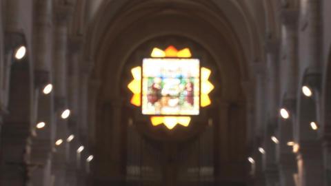 Saint Catherine church Stock Video Footage