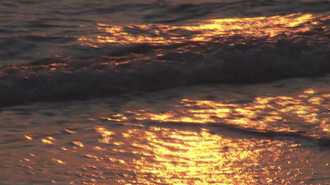sunset 4 Stock Video Footage