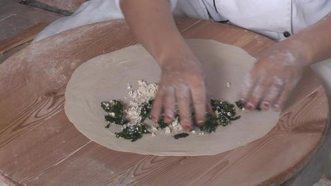 pancakes 2 part 1 Stock Video Footage