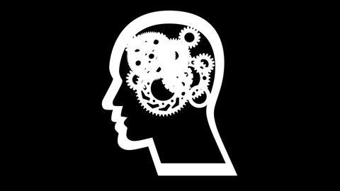 gear brain 01 Stock Video Footage