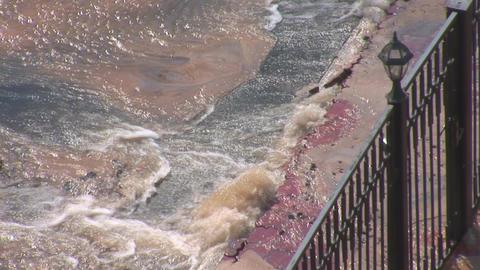 flood 1 Stock Video Footage