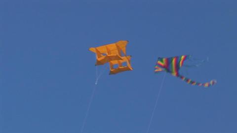 kite 1 Stock Video Footage