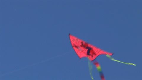 kite 2 Stock Video Footage