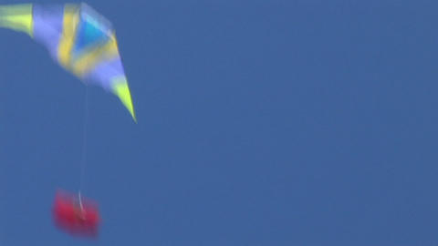 kite 4 Stock Video Footage