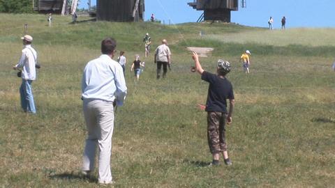 kite 6 Stock Video Footage