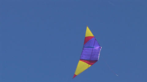 kite 8 Stock Video Footage