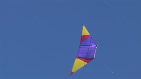 kite 8 Stock Video Footage