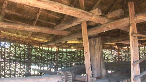 wood mill in Stock Video Footage