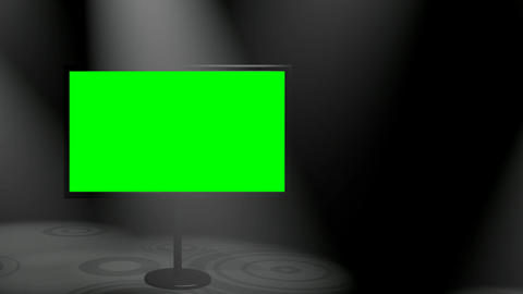 Plasma Spotlights White HD Animation