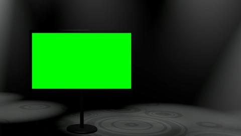 Plasma Spotlights White HD Stock Video Footage