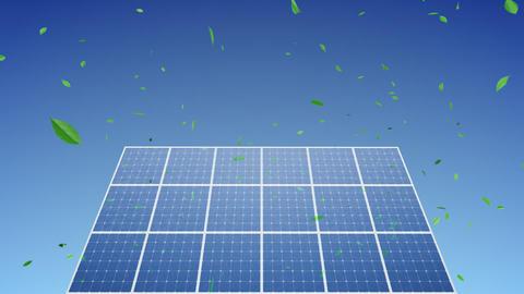 Solar Panel C1G HD Animation