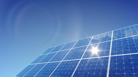 Solar Panel G1L HD Animation