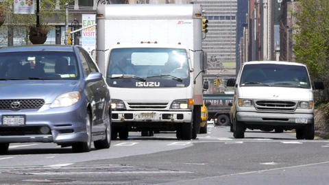 New York Time Lapse 121 Stock Video Footage