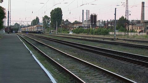 train 1 Stock Video Footage