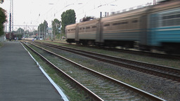 train 1 Stock Video Footage