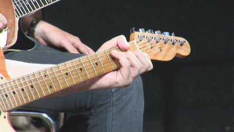 guitare 21 Footage