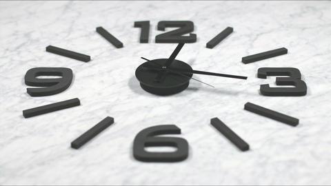 Clock Time Lapses 4k