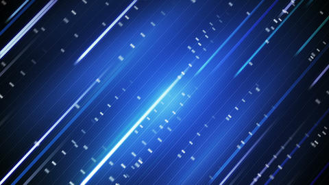 moving blue stripes loopable background Animation