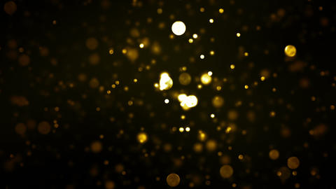 abstract a gold 2 Animation