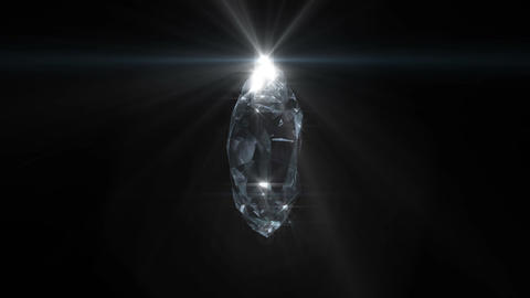 OF cristal CG動画素材