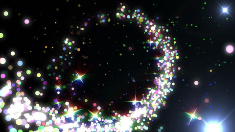 Particles Glitter 3b W 4 4k Animation